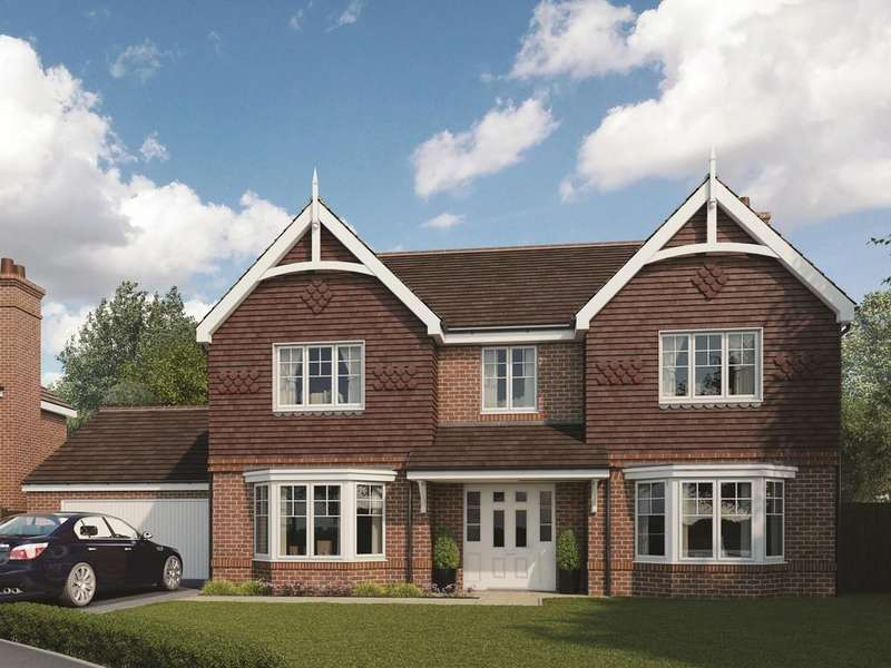 5 Bedrooms Detached House for sale in Medstead Grange, Lymington Bottom Road, MEDSTEAD, Hampshire