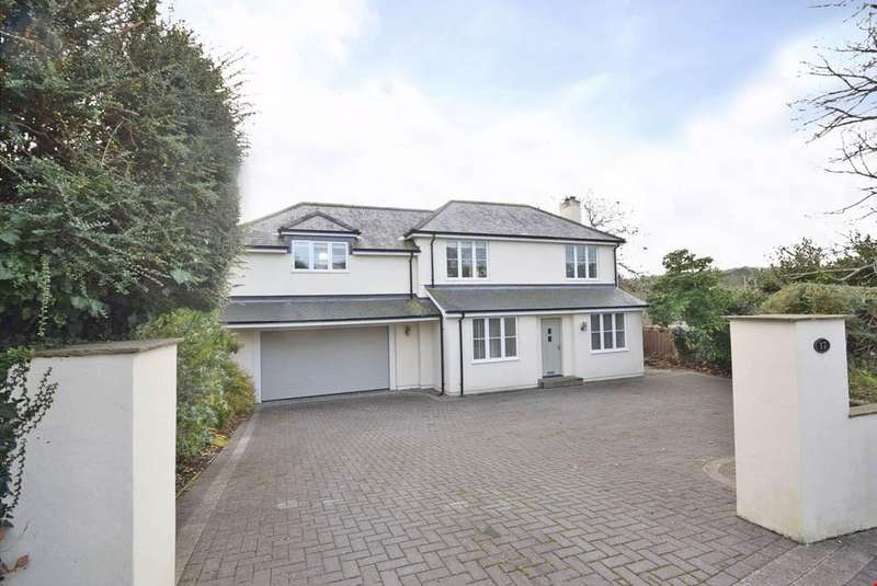 5 Bedrooms Detached House for sale in Mylor Bridge, Nr. Falmouth, Cornwall, TR11