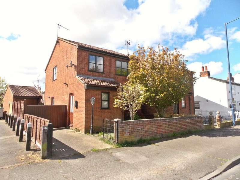 3 Bedrooms Detached House for sale in High Street, Walton, Felixstowe, IP11