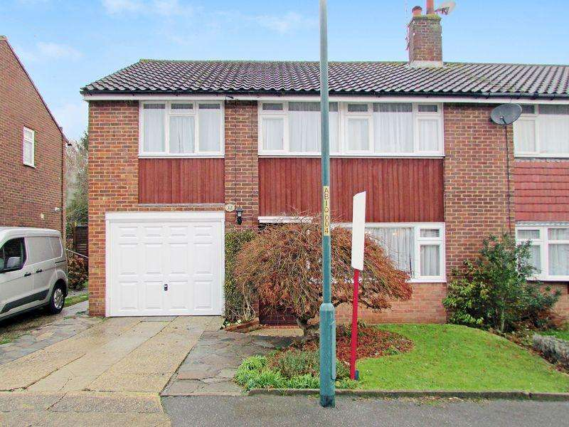 4 Bedrooms Semi Detached House for sale in Briar Road, Bexley