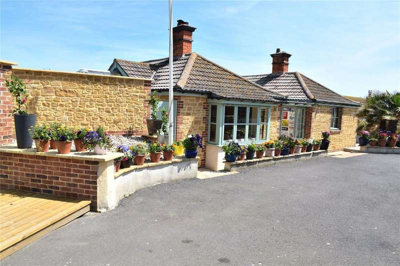 6 Bedrooms Detached Bungalow for sale in Hill Close, West Bay, Bridport, Dorset