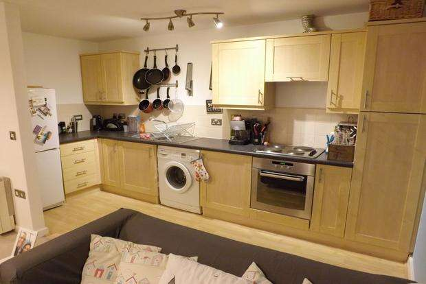 1 Bedroom Flat for sale in Oxborough Road, Arnold, Nottingham, NG5