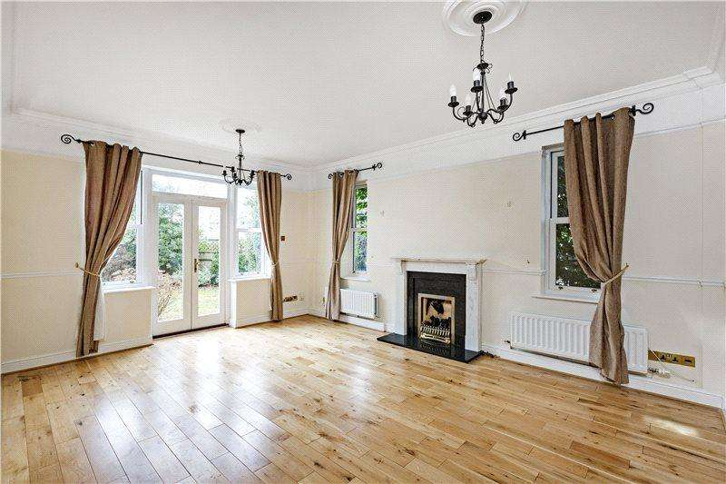 4 Bedrooms Detached House for rent in Burgess Grove, Barnes, London, SW13