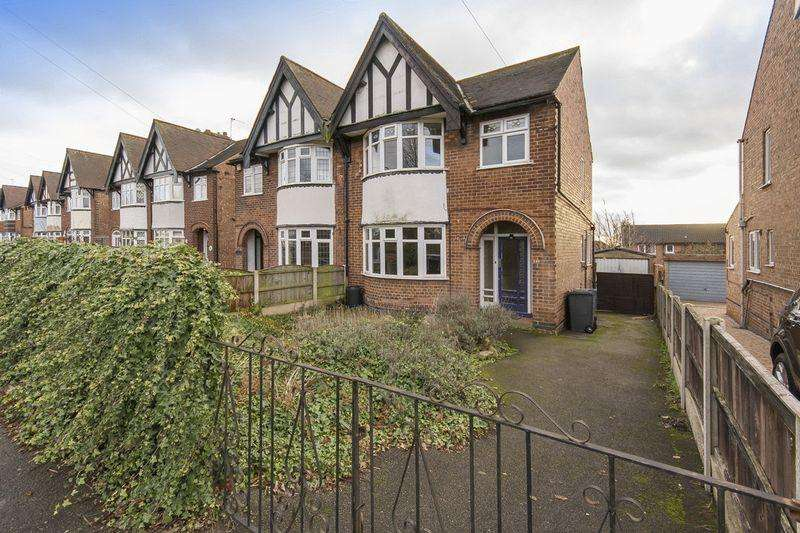 3 Bedrooms Semi Detached House for sale in DERBY ROAD, CHADDESDEN