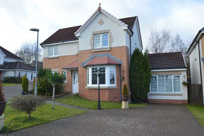 5 Bedrooms Detached House for rent in Strachan Place, Hamilton