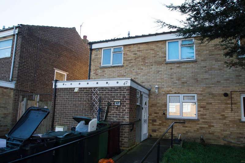 3 Bedrooms End Of Terrace House for sale in Mulberry Close, Eastbourne