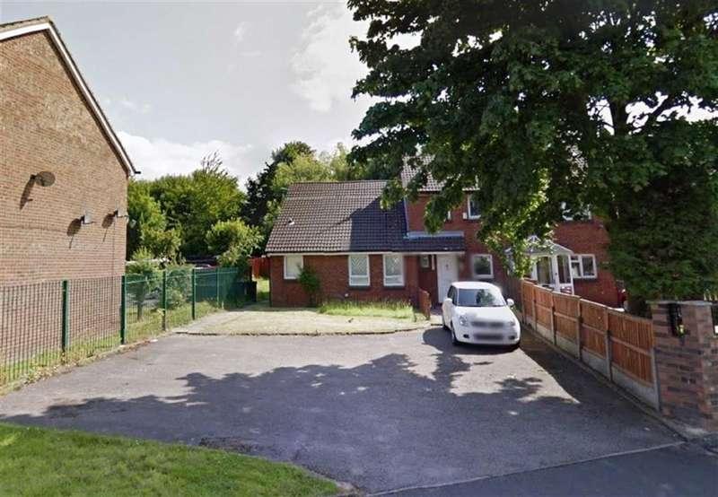 1 Bedroom Flat for sale in Ellen Wilkinson Crescent, Belle Vue, Manchester