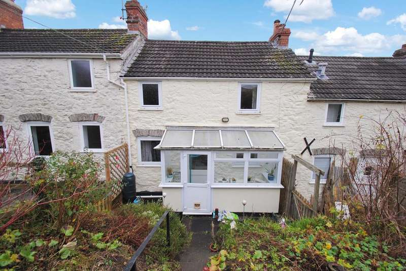 2 Bedrooms Terraced House for sale in Golden Hill, Wiveliscombe