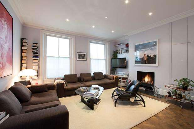 2 Bedrooms Flat for sale in Elgin Crescent, London, W11