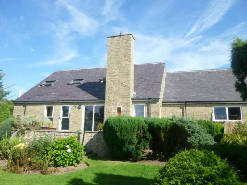 4 Bedrooms Detached House for rent in Whittingham Road, Glanton, Northumberland, NE66