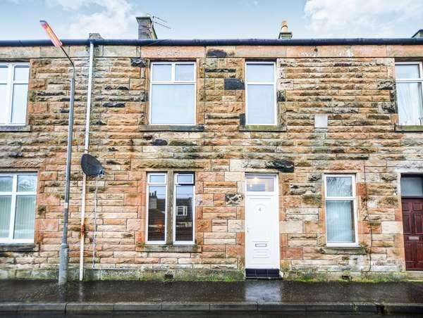 2 Bedrooms Flat for sale in 4 Arthurlie Place, Saltcoats, KA21 5BE