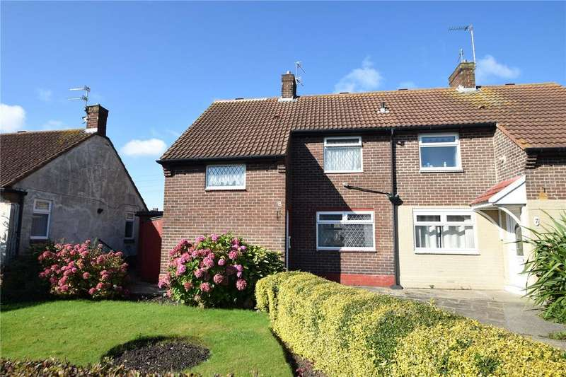 2 Bedrooms Semi Detached House for sale in Westlea Road, Seaham, Co. Durham, SR7