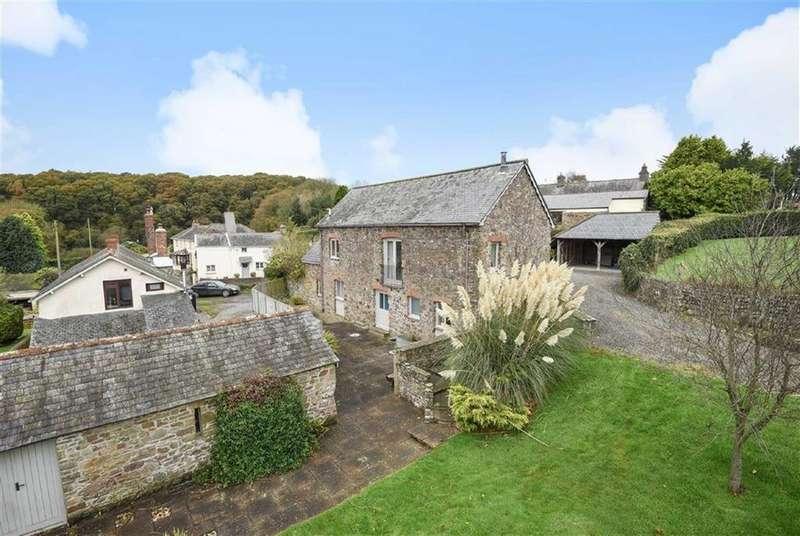 3 Bedrooms Detached House for sale in Newton Tracey, Barnstaple, Devon, EX31
