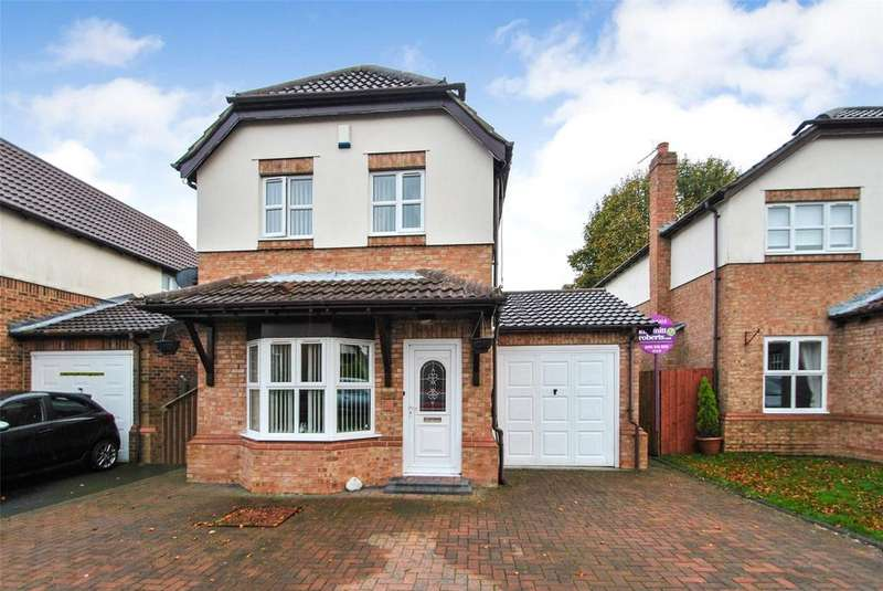 3 Bedrooms Detached House for sale in Ingram Way, Wingate, Co.Durham, TS28