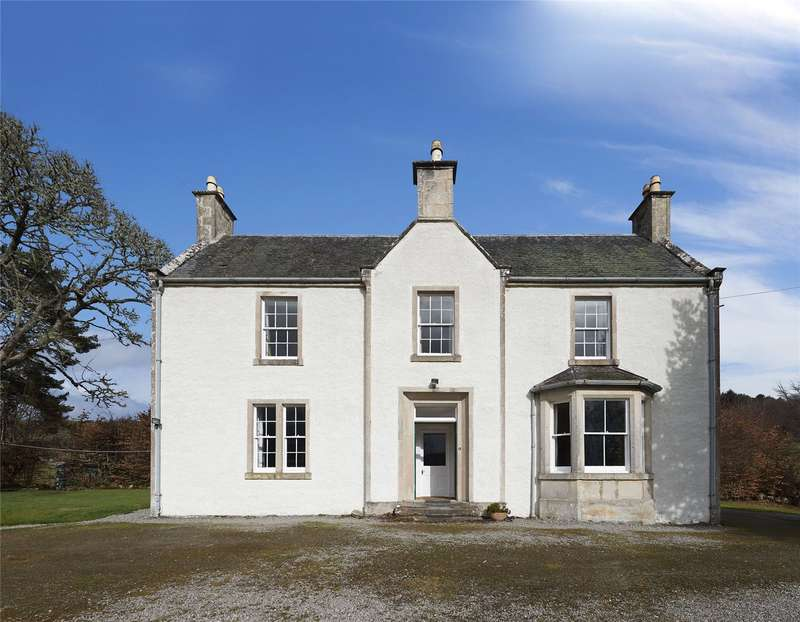 5 Bedrooms Detached House for sale in Kilmorack House and Cottage, Kilmorack, Beauly, IV4