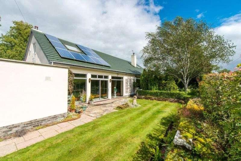 4 Bedrooms Farm Commercial for sale in Lot 1 Kirkfield Lodge, Lanark, South Lanarkshire, ML11