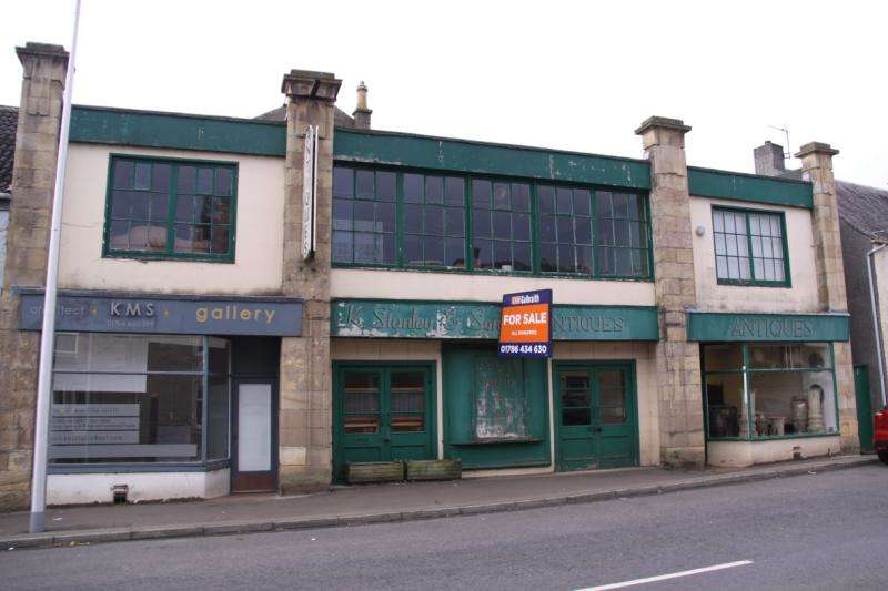 Retail Property (high Street) Commercial for sale in 20A & B Townhead, Auchterarder, Perth & Kinross, PH3