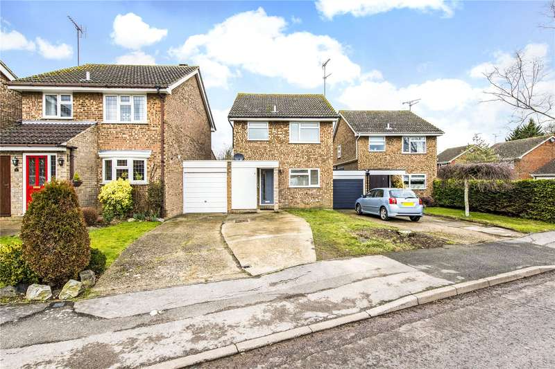 3 Bedrooms Detached House for sale in Villiers Crescent, St. Albans, Hertfordshire, AL4