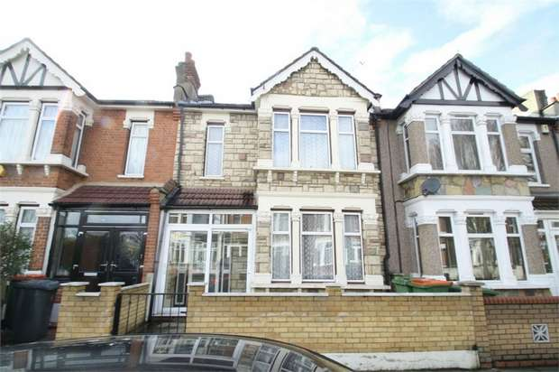 3 Bedrooms Terraced House for sale in Altmore Avenue, East Ham, London