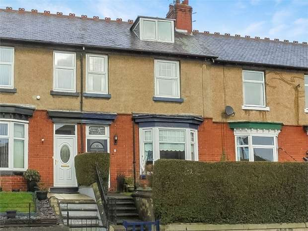4 Bedrooms Terraced House for sale in St Andrews Road, Bishop Auckland, Durham