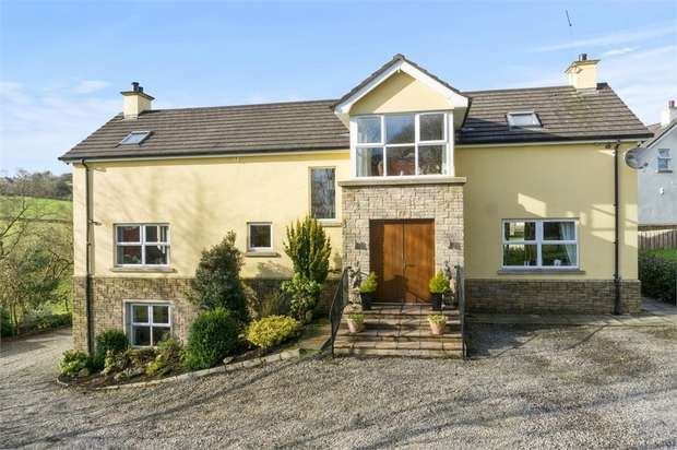 4 Bedrooms Detached House for sale in Clonetrace Road, Broughshane, Ballymena, County Antrim