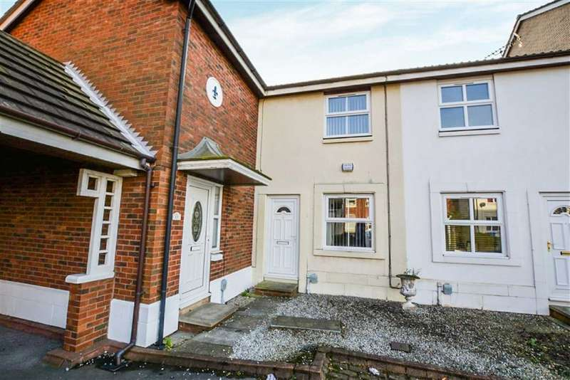 2 Bedrooms Terraced House for sale in Kilton Court, HULL