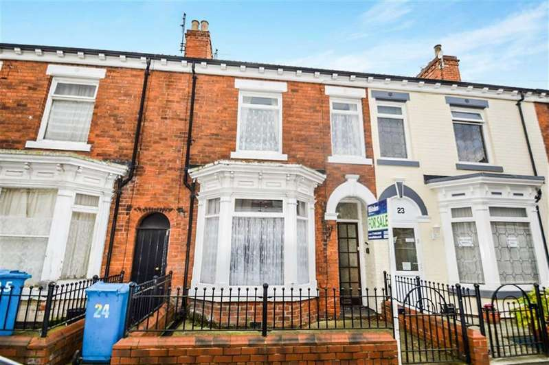 4 Bedrooms Terraced House for sale in Malm Street, Hull
