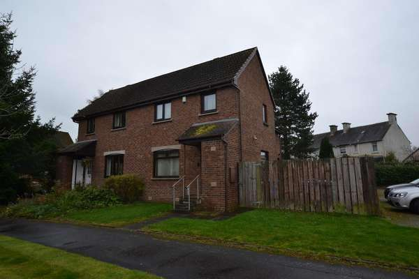 2 Bedrooms Terraced House for sale in 14 Bryce Gardens, Larkhall, ML9 1HQ