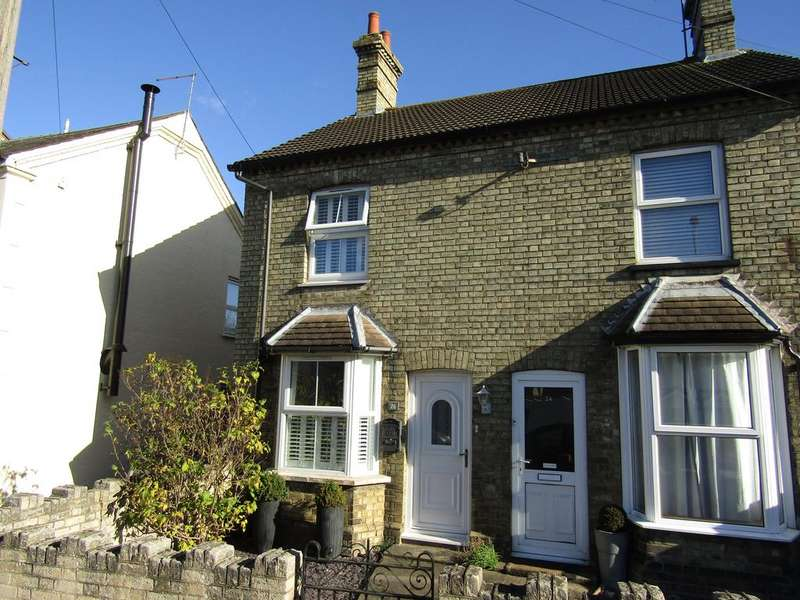 2 Bedrooms Semi Detached House for sale in High Street, Arlesey SG15
