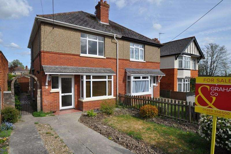 3 Bedrooms Semi Detached House for sale in Marchant Road, Andover
