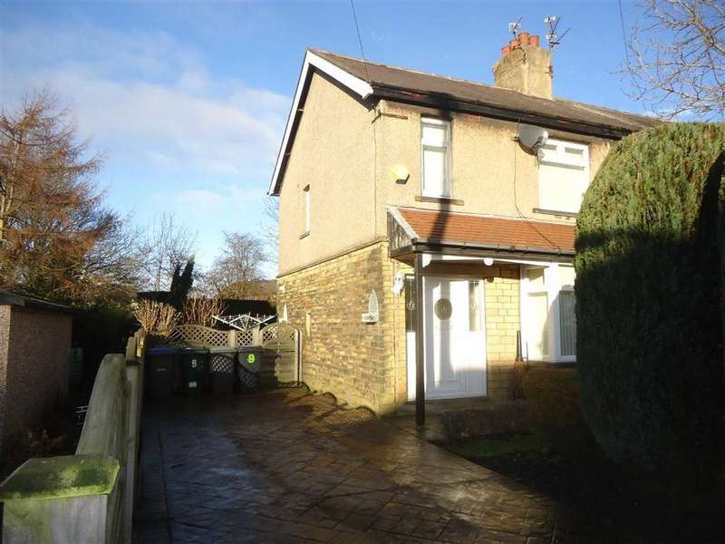 3 Bedrooms End Of Terrace House for sale in Haycliffe Avenue, Bradford, West Yorkshire, BD7
