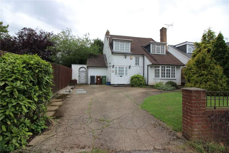 3 Bedrooms Detached House for sale in Grange Road, Elstree, Borehamwood, Hertfordshire, WD6