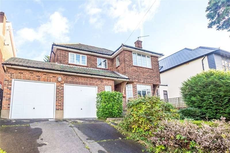 3 Bedrooms Detached House for sale in Old Park View, Enfield, EN2