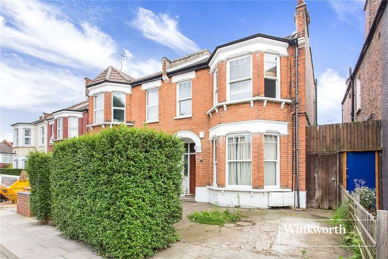 3 Bedrooms Flat for sale in Manor View, Finchley, London, N3