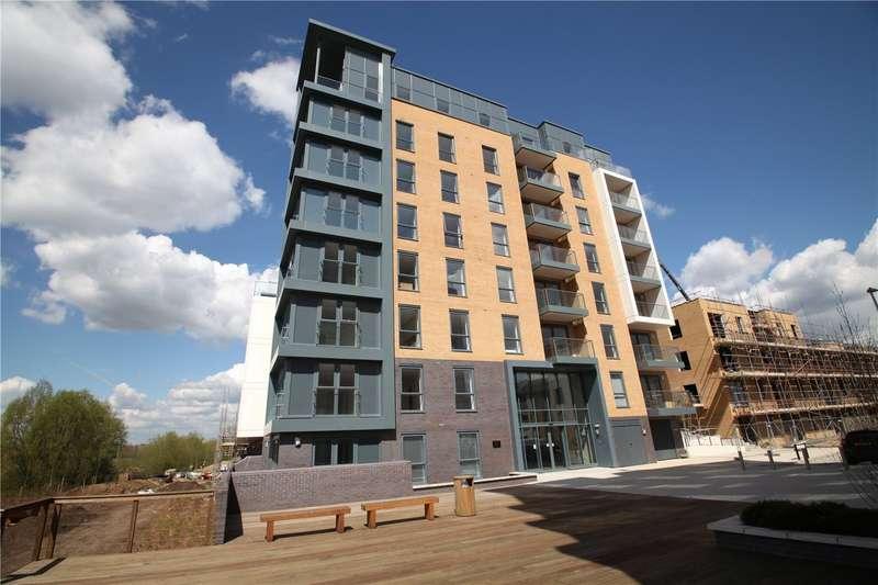1 Bedroom Flat for rent in Skylark House, Drake Way, Reading, Berkshire, RG2