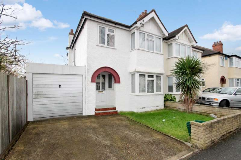 3 Bedrooms Semi Detached House for rent in Tonfield Road, Sutton