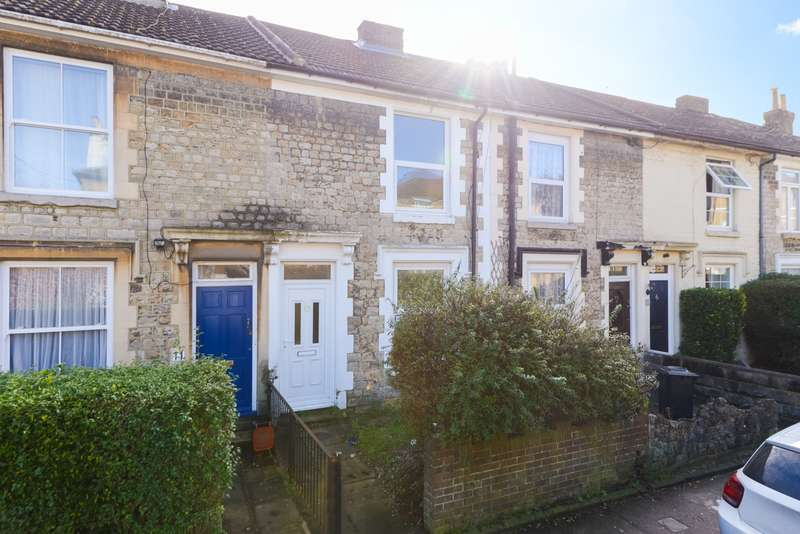 2 Bedrooms Terraced House for sale in Bower Place, Maidstone, ME16