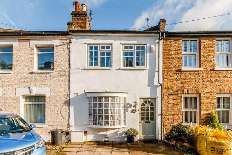 2 Bedrooms Terraced House for sale in Teddington