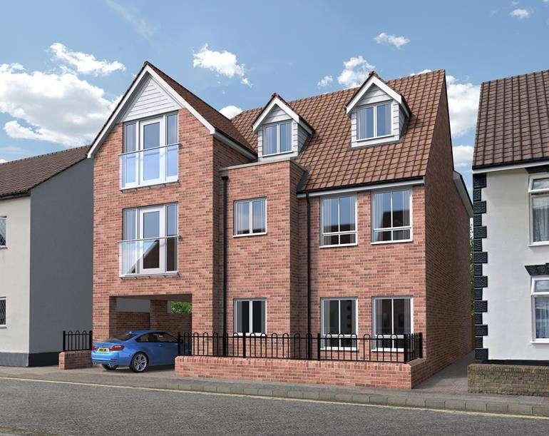 1 Bedroom Flat for rent in Orchard Street Rainham Gillingham, ME8 9AB