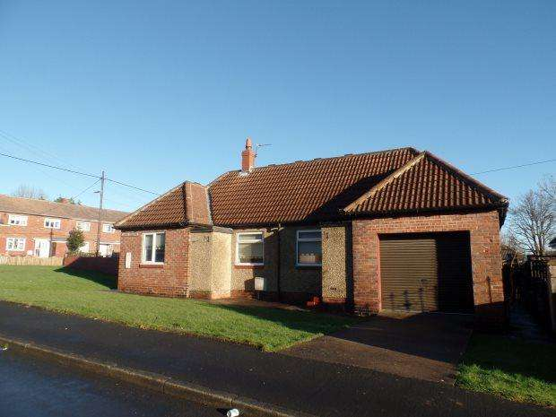 2 Bedrooms Detached Bungalow for sale in LAING SQUARE, WINGATE, PETERLEE AREA VILLAGES