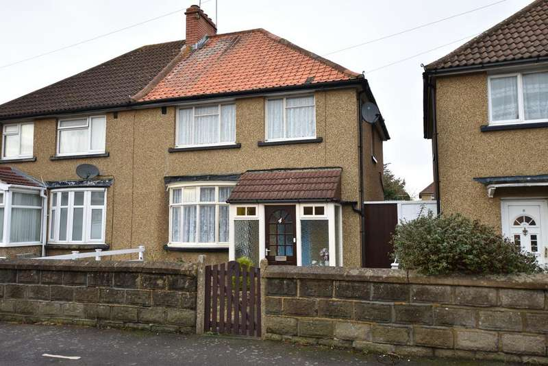 3 Bedrooms Semi Detached House for sale in Princes Road, Feltham