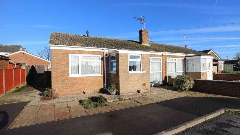3 Bedrooms Semi Detached Bungalow for sale in Lloyds Avenue, Lowestoft