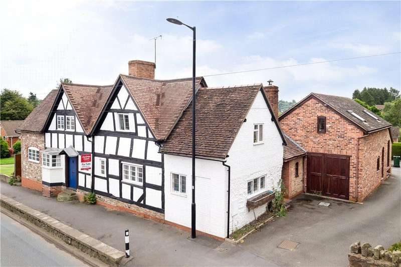 4 Bedrooms Detached House for sale in Lower Street, Cleobury Mortimer, Kidderminster, Shropshire, DY14