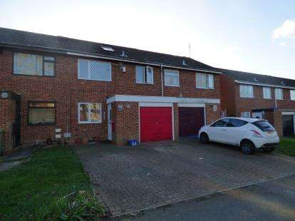 4 Bedrooms Terraced House for sale in Redbridge, Stantonbury, Milton Keynes, Buckinghamshire