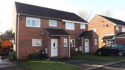 1 Bedroom Flat for sale in Oak Close, Yate, Bristol, South Gloucestershire