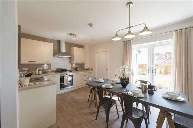 4 Bedrooms Semi Detached House for sale in The Becket, Littlecombe, Dursley, GL11 4BA