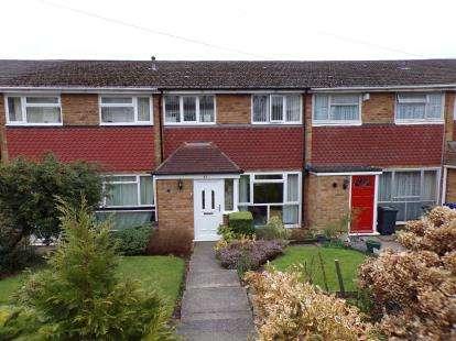 3 Bedrooms Terraced House for sale in Steepwood Croft, Kings Norton, Birmingham, West Midlands