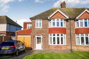 4 Bedrooms Semi Detached House for sale in Leigh Road, Hildenborough, Tonbridge