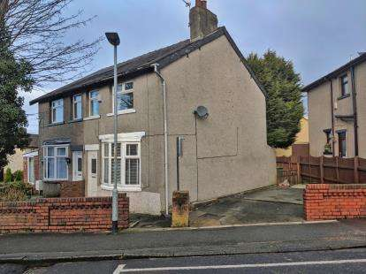 2 Bedrooms Semi Detached House for sale in Chapel Street, Brierfield, Nelson, Lancashire, BB9