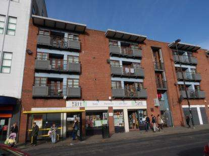 1 Bedroom Flat for sale in Liffey Court, 165-173 London Road, Liverpool, Merseyside, L3